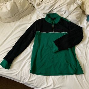 Sweaters - Sporty Zip Up